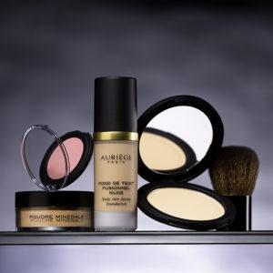 Auriège-maquillage