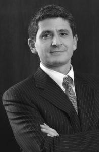 Charles Znaty-Pierre Hermé-Président du Medef Paris