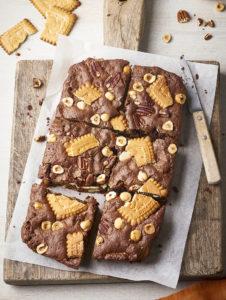 St Michel-recette brownies